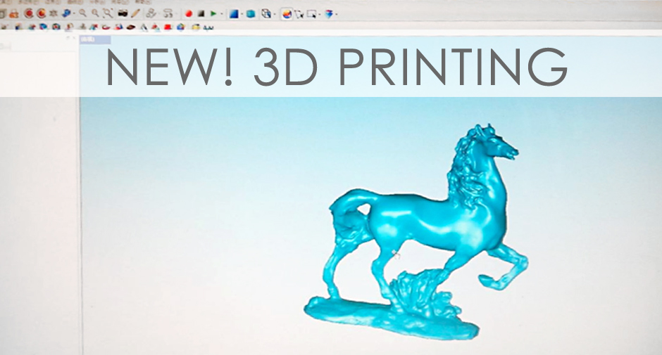 3D Printing & Rapid Prototyping